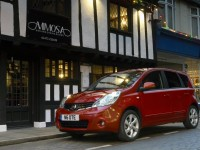 Nissan Note 2009 photo